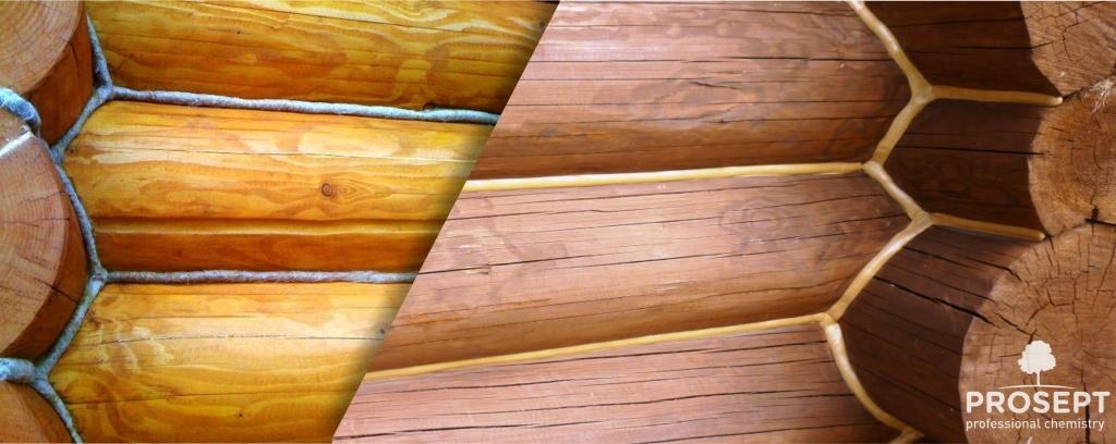 акриловый герметик для дерева и швов
