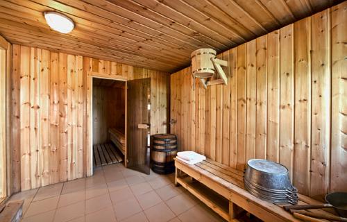 защита от влаги в бане