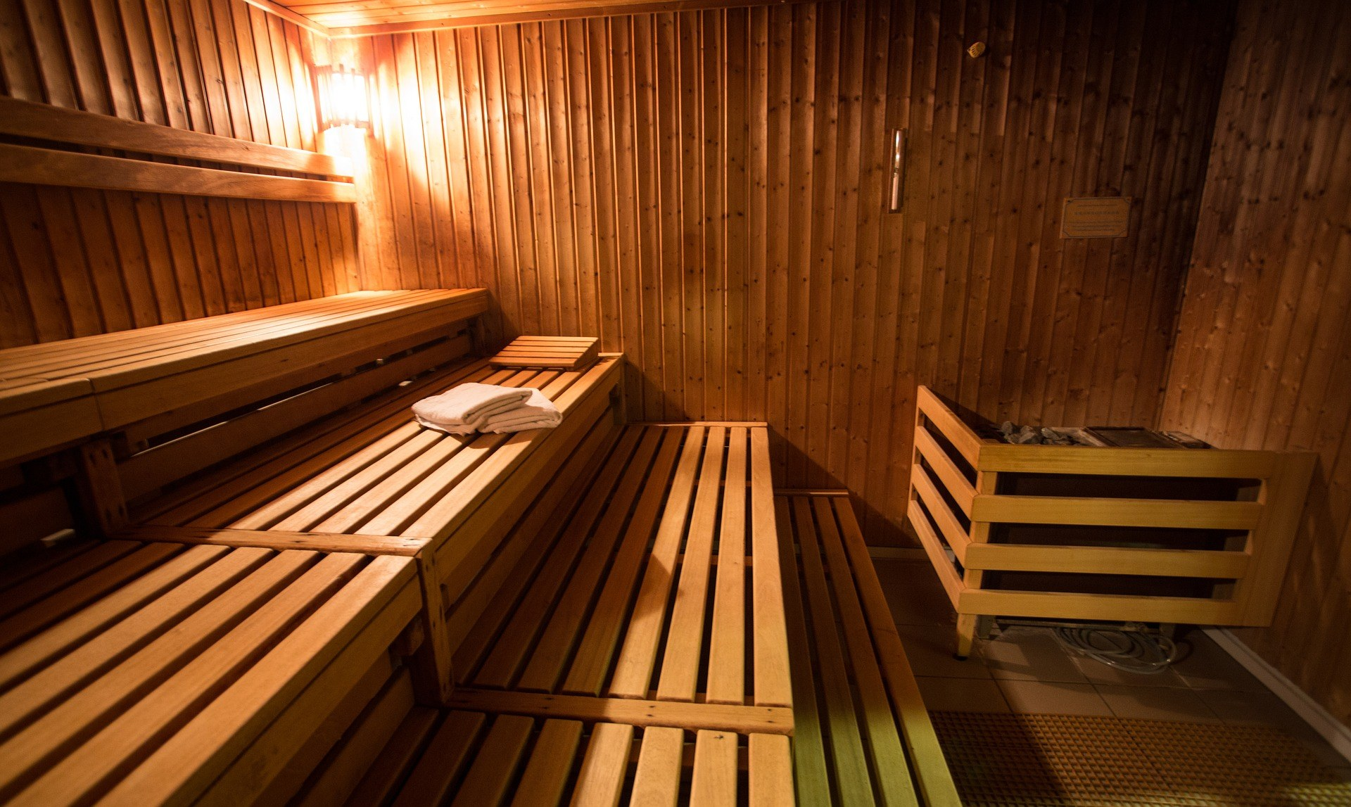 защита от ожогов в бане